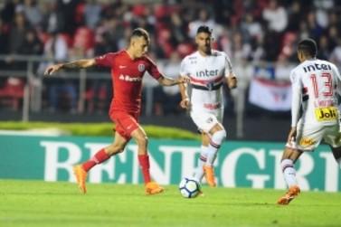 Inter fica no 0 a 0 com o São Paulo no Morumbi