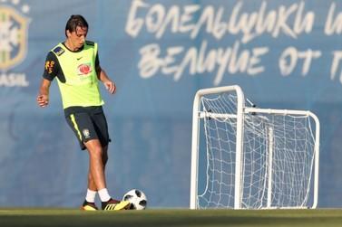 Seleção começa a se preparar para enfrentar a Costa Rica