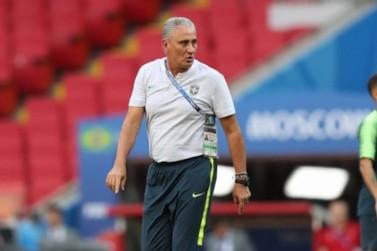 Tite confirma e Seleção Brasileira terá o mesmo time contra a Sérvia