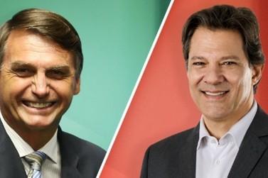 Bolsonaro faz mais de 47 mil votos a mais que Haddad no Vale do Paranhana