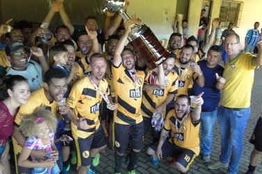 Bagual F.C. conquista o Municipal de Futebol em Igrejinha