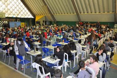 Campeonato Xadrez do Vale do Paranhana revelará os grandes vencedores