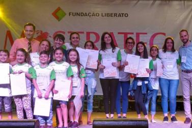 Igrejinhenses vencedores da Mostratec são homenageados
