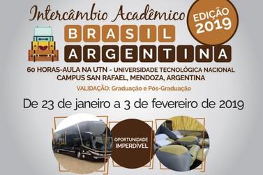 Intercâmbio para a Argentina em janeiro