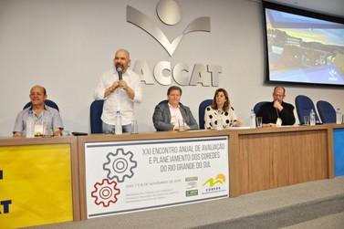Plano de ação é debatido durante encontro anual do Coredes