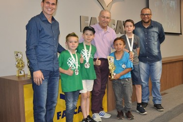 Campeonato Regional de Xadrez do Vale do Paranhana apresenta seus vencedores
