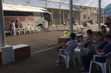 Igrejinha teve a última campanha de doação de sangue do ano
