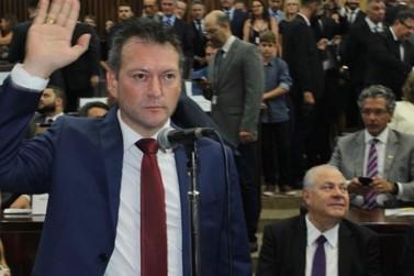 Deputado Dalciso toma posse reafirmando compromisso com o desenvolvimento do RS