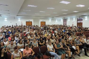Ano letivo no Ensino Fundamental de Igrejinha está oficialmente aberto