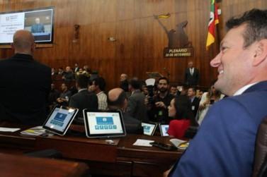 Dalciso Oliveira é titular de três Comissões Permanentes da AL