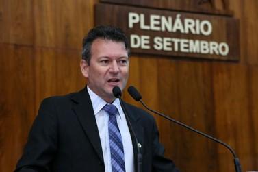 Dalciso Oliveira estreia na AL defendendo o equilíbrio econômico do RS