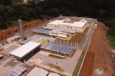 Penitenciária de Bento Gonçalves conta com 95% das obras concluídas