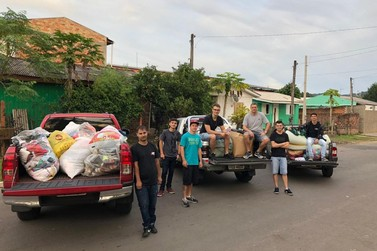 Evento social envolve centenas de moradores do Loteamento Morada Verde