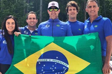 Brasil disputa Mundial de Parapente em busca de resultado inédito