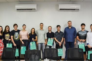Vencedores do Programa Talentos Inovadores terão bolsas para estudar na Feevale
