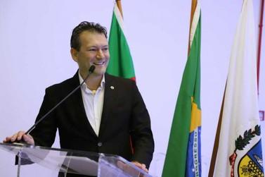Deputado Dalciso Oliveira representa a Assembleia Legislativa na Couromoda 2020