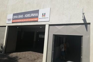 Cartório de Ofício dos Registros Públicos e CRVA de Igrejinha mudam de endereço