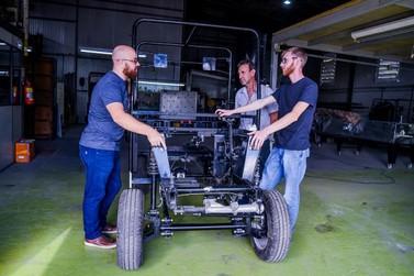 Feevale é a pioneira no Brasil a desenvolver veículo elétrico híbrido