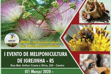 I Evento de Meliponicultura de Igrejinha acontece no sábado, 07 de março