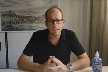 Prefeito Joel Wilhelm anuncia mudanças e solicita a colaboração da comunidade