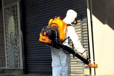 Taquara promoverá a dedetização das ruas contra o coronavírus
