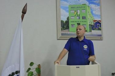 Guto Scherer propõe sessão solene em homenagem aos profissionais da saúde