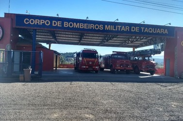 Corpo de Bombeiros de Taquara completa 48 anos de serviços prestados