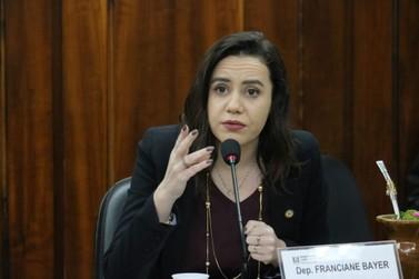 Deputada Franciane Bayer alerta para o aumento do feminicídio durante isolamento