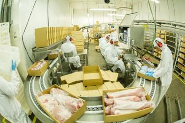 Exportações de carne suína crescem 19% em abril