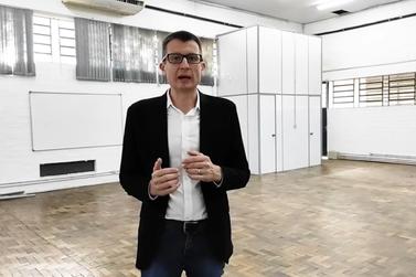 Município de Igrejinha inicia as obras da nova Incubadora Tecnológica
