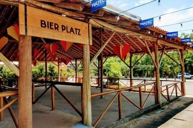 Obra de revitalização do Bier Platz receberá segunda parcela de recurso federal
