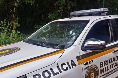 Brigada Militar de Três Coroas prende procurado da Justiça