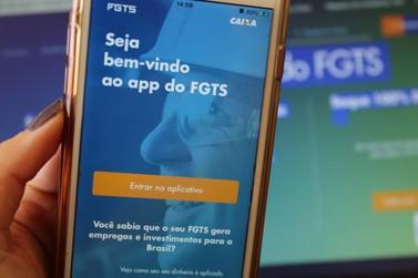 Caixa inicia nesta segunda-feira (29) o pagamento de até R$ 1.045 do FGTS