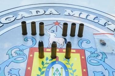 Homem é preso por posse irregular de munição em Três Coroas