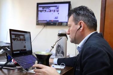 Situação das vans escolares requer atenção especial, afirma Dalciso Oliveira