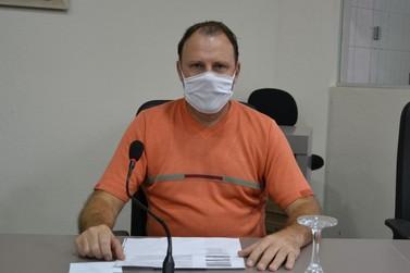 Vereador Padilha sugere melhorias nas proximidades da Defensoria Pública
