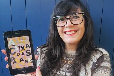 """""""A Caixa das Palavras"""", de Roseli Santos, em versão digital na Amazon"""