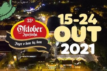 AMIFEST anuncia nova data para a 33ª edição da Oktoberfest de Igrejinha