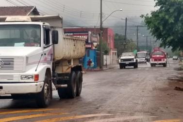 Cheias do Rio Paranhana atingem famílias em diversos bairros de Igrejinha