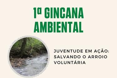 Escoteiros de Igrejinha promovem 1ª Gincana Ambiental Juventude em Ação