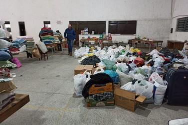 Movimentos arrecadam doações para mais de 50 famílias atingidas em Igrejinha