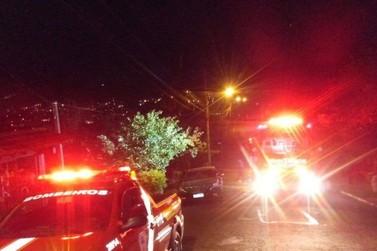Princípio de incêndio em lareira mobiliza Bombeiros Voluntários em Igrejinha
