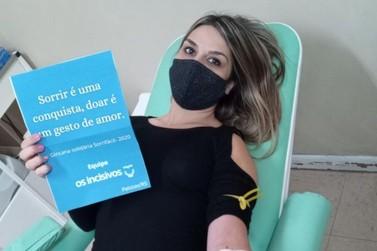 Rede odontológica realiza gincana com doações e atendimentos filantrópicos