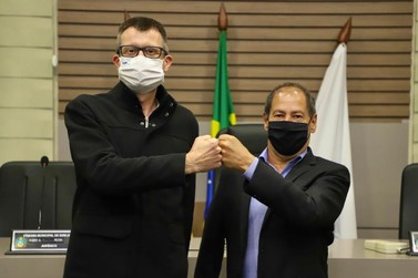 Convenções oficializam Leandro Horlle e Joãozinho Lopes candidatos em Igrejinha