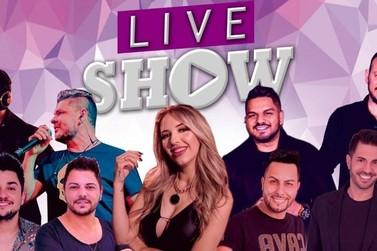 Live Show Banda 10 + Amigos reúne diversos nomes do bailão em Igrejinha