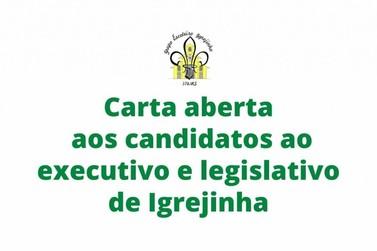 Escoteiros de Igrejinha lançam carta aberta com pautas ambientais aos candidatos