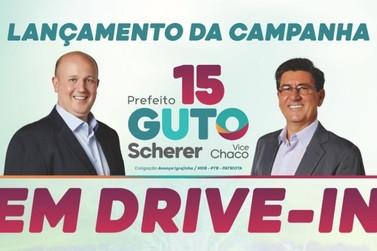 Lançamento da campanha de Guto e Chaco tem presenças de autoridades confirmadas