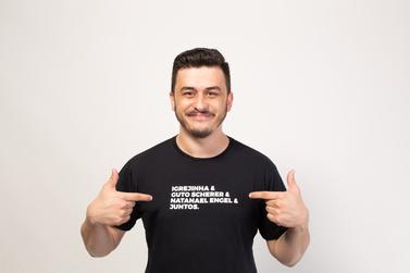 Natanael Engel lança candidatura a vereador em evento online com convidados