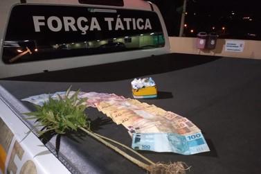 Saibreira e Sanga Funda: Brigada Militar prende dois traficantes em Igrejinha