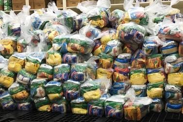 Secretaria de Educação de Igrejinha anuncia nova distribuição de cestas básicas